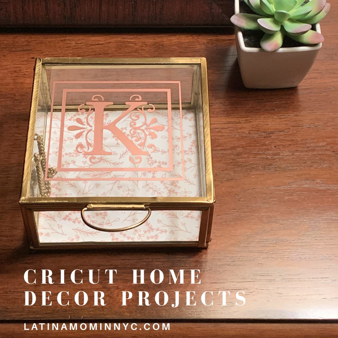 Cricut Home Decor Projects